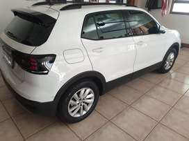 VW T-Cross, 2019, 17000km