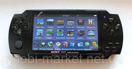 Продам приставку PSP на 3000 шт игр, новая.