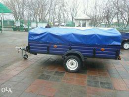 Прицеп 2,5х1,5 (ЛЕВ -СУПЕР) доставка по Украине
