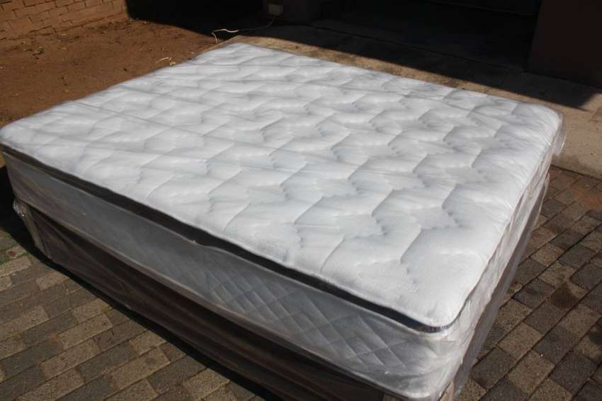 New Beds Restonic/Comfy Max/Edblo/Sleepmaster/Sealy Double from R2800 0