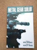 Metal gear solid, comics комикс комікс, ціну знижено