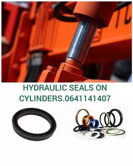 Hydraulic cylinder repair and services