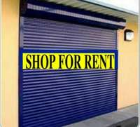 Image of Shop for rent