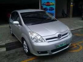 Toyota  verso  at low  price