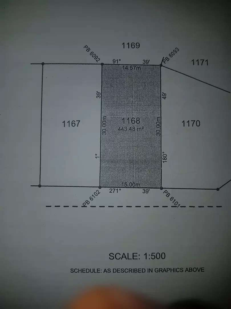450sqm Land for sale in Kagini. Selling cheap with verifiable C of O 0