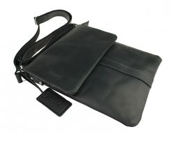 Мужская кожаная сумка сумочка натуральная кожа ручная работа Sullivan