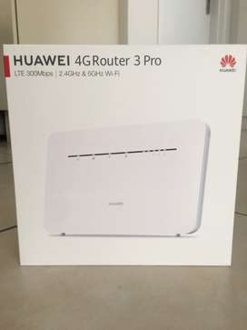LTE APPROVED HUAWEI 4G WIFI ROUTER