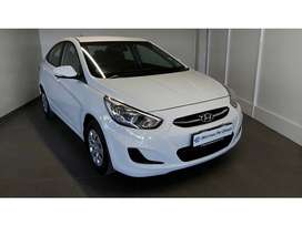 HYUNDAI  ACCENT SEDAN MY19 1.6 MOTION