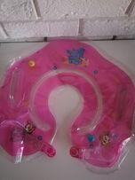 Koło do pływania dla niemowlaka