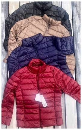 Lightweight Down feather jackets