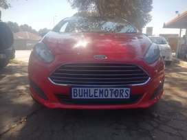 2015 Ford Fiesta 1.0 Ecoboot