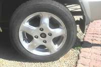 Image of Bantam rims and tyres