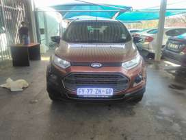 FORD ECOSPORT 1.5 MANUAL