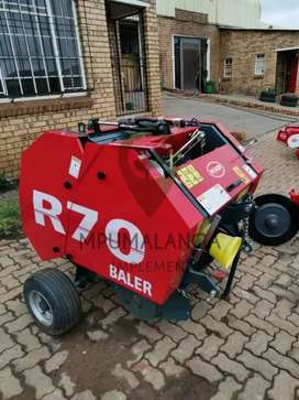 R70 baler 2021 model Brand New With 1 Year Warranty