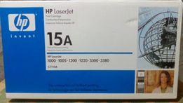 Картриджи для лазерных принтеров HP LJ 15A(C7115A), HP LJ 15X(C7115X)