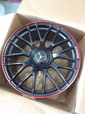 19inch Mercedes mag wheels