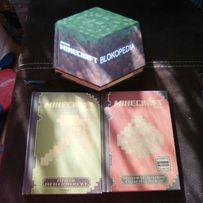 Mine craft książki 3szt.
