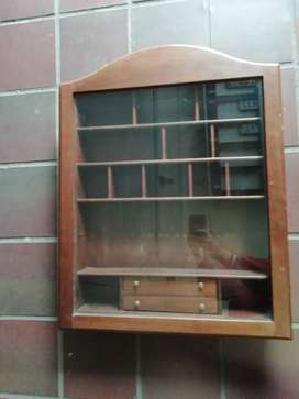 Small ornaments Display Cabinet