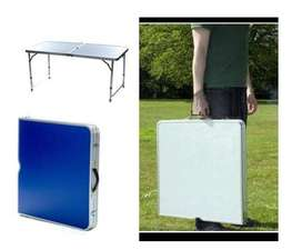 Brand New! Folding Camping Picnic Table
