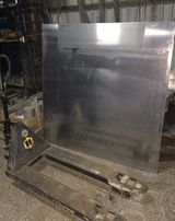 Алюминиевый лист 1-2-3-4-5-6-8мм в размере 1500-1000х500-250мм