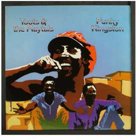 "Toots and Maytals "" Funky Kingston"" LP Record"