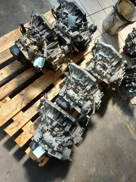 TOYOTA RUN X GEARBOXES