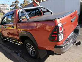 TOYOTA HILUX GD6 DOUBLE CAB IN EXCELLENT CONDITION