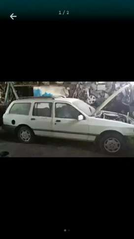 Ford Sierra station wagon various parts