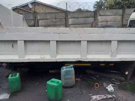 TIPPER BINS 6 CUBE AND 10 CUBE AVAILABLE R20000 AND R30000