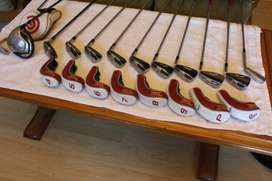 Great condition Cleveland HiBore XLi Golf Set, lots of extras