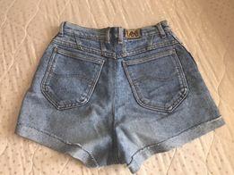 Spodenki lee S jeans damskie