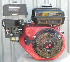 Двигатель ZUBR 168F — (под шпонку Ø19 mm) (6.5 л.с.)
