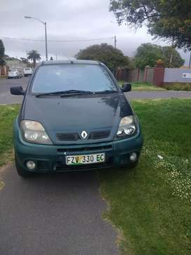 SELLING MY RENAULT RX4 2001 MODEL 4x4 R2500 contact