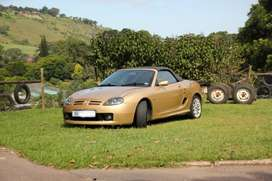 2003 MG TF160i 1800cc