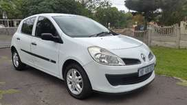 2006 Renault Clio 1.6 16v Expression Automatic Hatchback