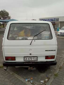 Microbus for sale 2000 model
