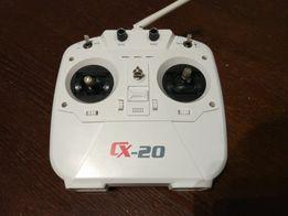 Aparatura, kontroler z odbiornikiem do drona Cheerson CX-20 dron