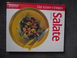 Przepisy kuchenne Heinz Imhof Salate Gut essen + trinken