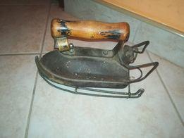Sprzedam stare żelazko elektryczne art deco retro, vitage, antyki