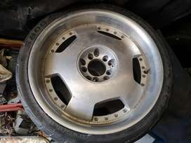 17 inch mag rims with tires