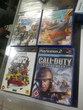 New ps2 games