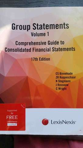 Group Statements volume 1 and 2 (17th edition)