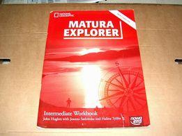 Matura Explorer - Intermediate Workbook - Hughes, Sadowska, Tyliba