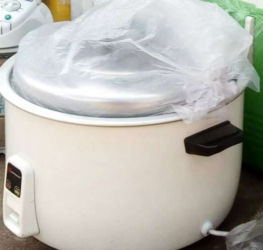 Rice cooker 0
