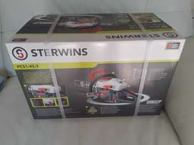 Brand New Sterwins CHAINSAW 56cc 44cm boxed 3years Guarantee