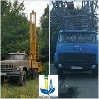 Бурение скважин, буровые работы различного назначения в Днепр и Украин