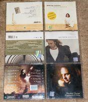 CD-диски - Виктор Зинчук - гитара (лот из 3 дисков)