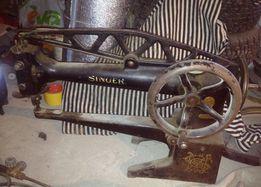 Продам швейную сапожную рукавную старинную машинку Singer 29-4