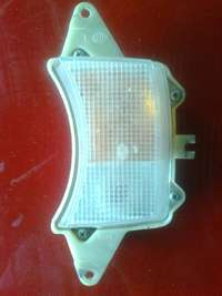 Image of Ford Cortina MK2: complete park/flicker light