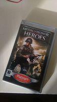 Medal of Honor Heroes PSP / stan idealny